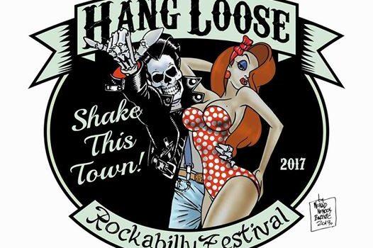 "19. kolovoza u Vinkovcima – rockabilly festival ""Hang Loose"""